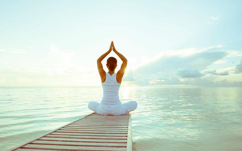 Weekend sport, bien-être avec les cours de Pilate, Yoga