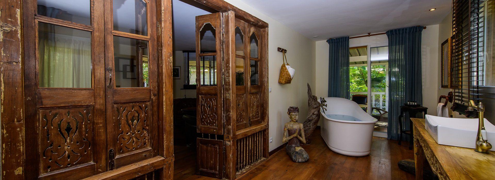 Chambre dhote exotique bali