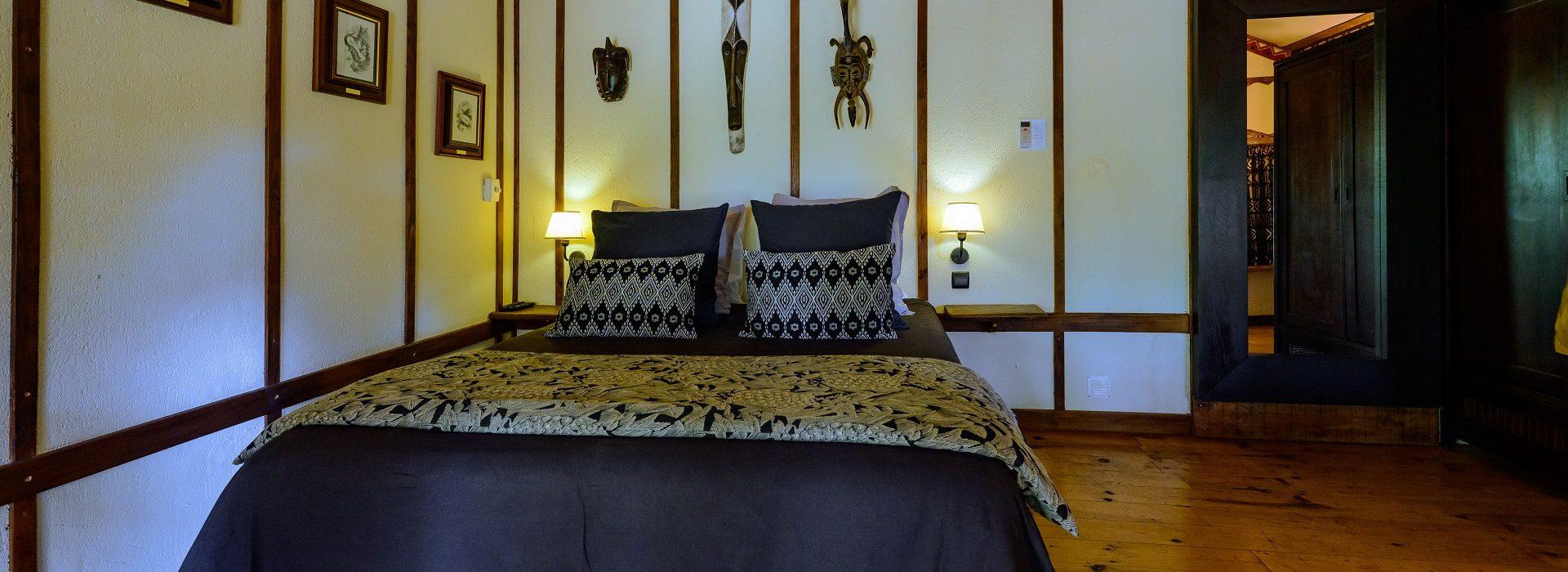 Lodge africain kenya