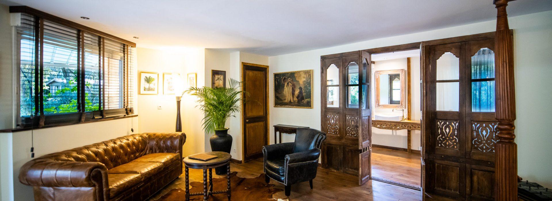 Chambre Villa Vanille