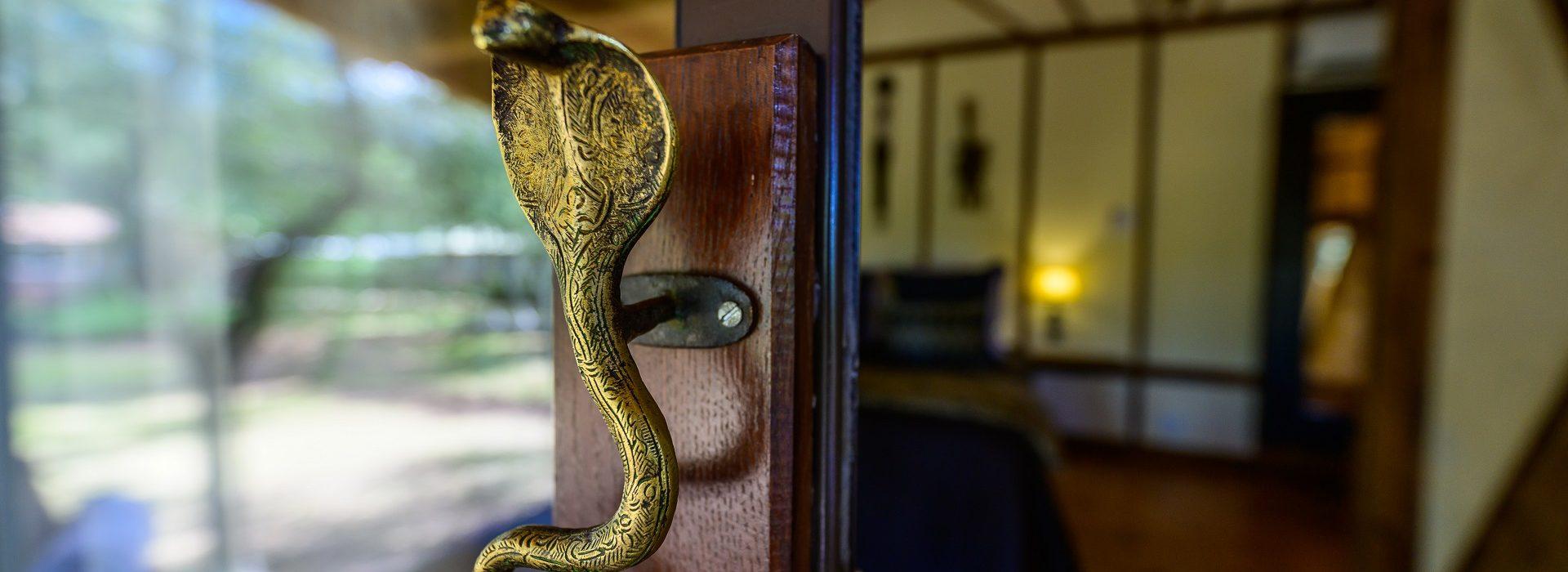 Safari luxe afrique Lodge