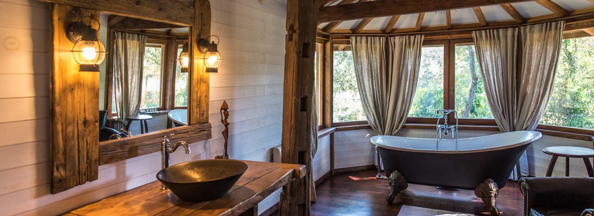 Chambre Nivaquin dans notre maison d'hôte à Boisseron - Hérault
